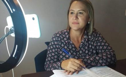 Liandra da Saúde lamenta extinção da Vara da Infância em Dourados