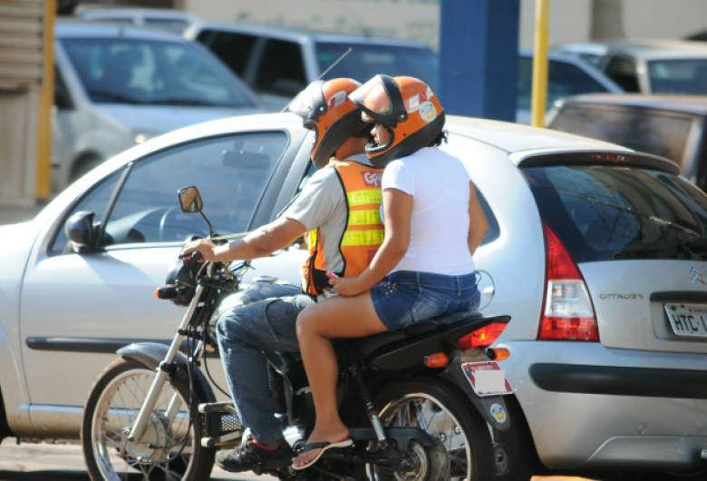 Aprovado o aumento da validade do curso de mototaxistas e motoboys de cinco para dez anos