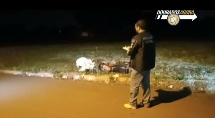 Homem sofre queda de moto no Bonanza e morre