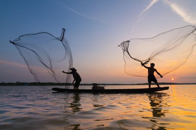 Recadastramento de pescadores começou em todo o país