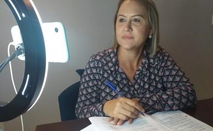 Liandra pede inclusão de servidores da Central de Atendimento ao Cidadão no grupo prioritário da vacina contra a Covid
