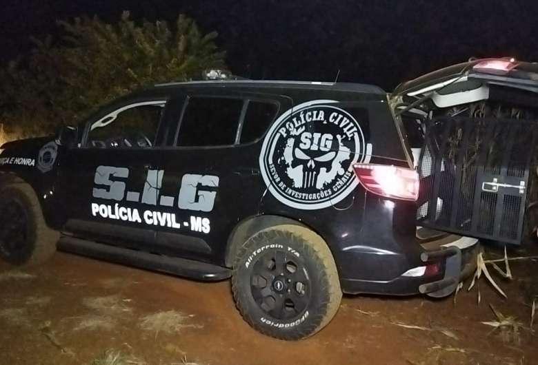 Grupo criminoso planejava atentado em Dourados em retaliação a operação contra o tráfico