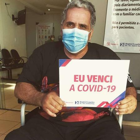 Vereador Creusimar Barbosa recebe alta após 16 dias internado por conta da Covid